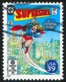 Supergirl photographie stock