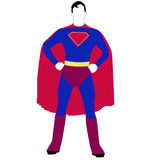 Superheld Lizenzfreie Stockbilder
