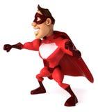 Superhero Image libre de droits