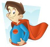 Superhero stock images