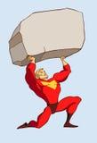 Superhero royalty-vrije stock foto's