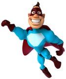 Superhero Royalty Free Stock Photography