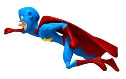 superhero Arkivbilder