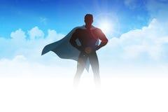 superhero Fotografia de Stock