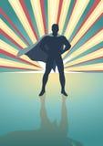 superhero Imagens de Stock Royalty Free