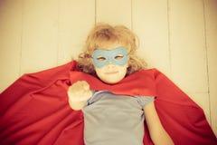 superhero Στοκ φωτογραφίες με δικαίωμα ελεύθερης χρήσης
