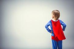 superhero Fotografia Stock