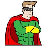 superhero Lizenzfreie Stockfotos