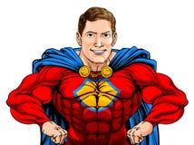 superhero Foto de archivo
