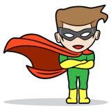 superhero Stockbilder