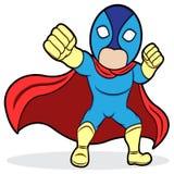 superhero Stockfotos