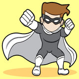 superhero Fotos de Stock Royalty Free