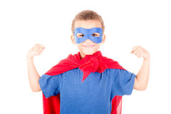 superhero immagine stock