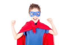 superhero royaltyfria foton