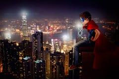 superhero fotografia stock libera da diritti
