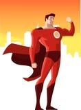 superhero Imagem de Stock