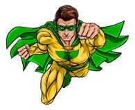 superhero illustrazione vettoriale
