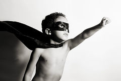 Superhero! Royalty Free Stock Photos