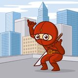 Superhero Cartoon character Stock Photo
