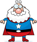 Superhero Grandpa Stock Images