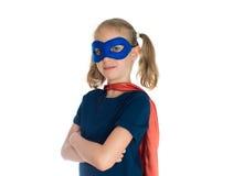 Superhero kid. Stock Photography