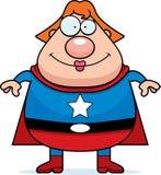 Superhero Mom vector illustration