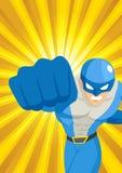 Superhero Royalty Free Stock Image