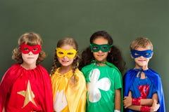 superheroes Fotografia de Stock