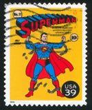 superhombre Fotografía de archivo
