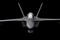 Superhornisse FA-18 Lizenzfreies Stockfoto