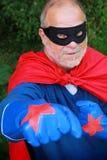 Superhéroe Foto de archivo