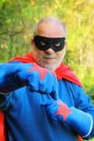Superhéroe Fotos de archivo libres de regalías