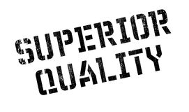 Superieure Kwaliteits rubberzegel Royalty-vrije Stock Afbeelding