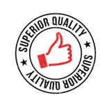 Superieure Kwaliteits rubberzegel Stock Foto's