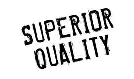 Superieure Kwaliteits rubberzegel Stock Afbeelding