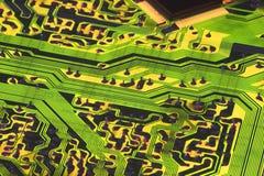 superinformation om huvudväg Arkivfoton