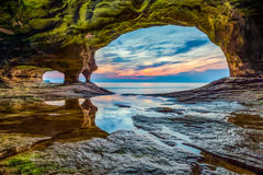 Superior Cavern Stock Photo