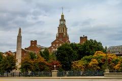 Superior Courthouse, Providence, RI. Royalty Free Stock Photo