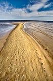 Superior de lago Michigan norteño Imágenes de archivo libres de regalías
