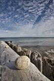 Superior de lago Michigan norteño Foto de archivo