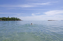 Superior Lake Royalty Free Stock Images