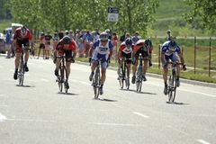 Superior Morgul Classic Street Sprints Royalty Free Stock Photo