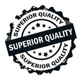 Superior quality stamp.Sign. Seal. Stock Image