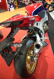 Superior racer Honda HRC bike  Royalty Free Stock Photo