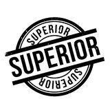 Superior rubber stamp Stock Photos