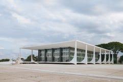 Superior Tribunal de Justiça. Em Brasilia Royalty Free Stock Photo