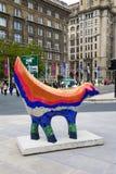 Superlambananas em Liverpool Imagem de Stock