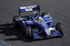 Superleague Formel Stockfotos