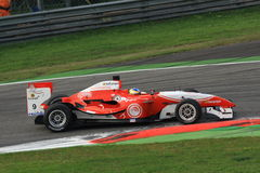 Superleague Formula - Olympiacos Stock Photography