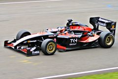 Superleague Formula TT Circuit Assen, Drenthe, Holland, the Netherlands Royalty Free Stock Photo